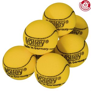 Very high density Volley® foam ball