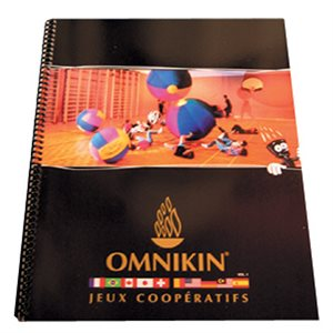 OMNIKIN® Cooperative Games manual, French