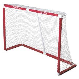 """PVC hockey goal, 72"""" x 48"""" x 24"""""""