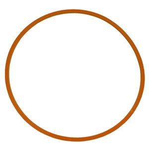 Heavy-duty flat hoop, orange