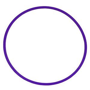 Heavy-duty flat hoop, purple