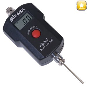 Digital air pressure ball gauge