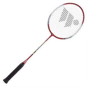 Aluminum badminton racquet