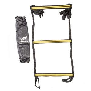 Round rung agility ladder, 4m