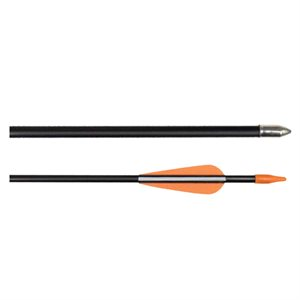 72 fiber glass arrows