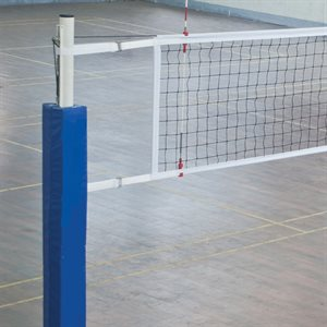 Pads for volleyball posts