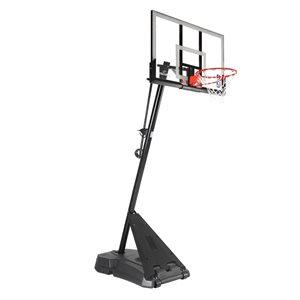 Spalding Hercule portable basketball hoop