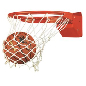 Elite breakaway basketball rim