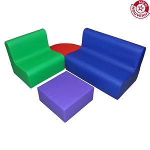 Foam furniture set for children