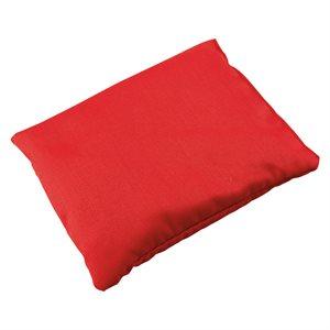Bean bag, red