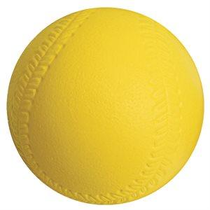 Soft foam baseball