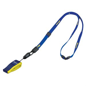 FIVB whistle with lanyard