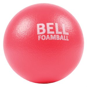 Foam ball with bell
