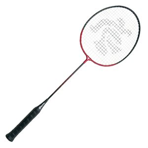 Black Knight Squire badminton racquet