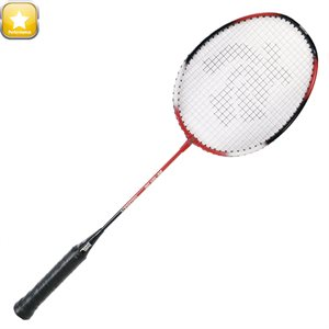 Black Knight Collegiate badminton racquet
