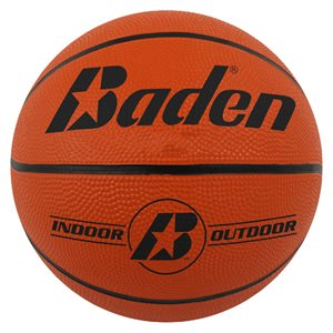 Rubber basketball, outdoor, #6