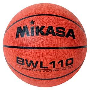 Mikasa composite leather basketball