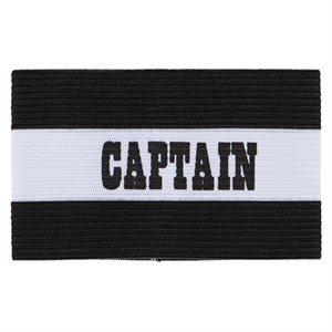 Adult captain armband, black