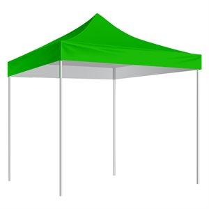 10'x10' shelter, green