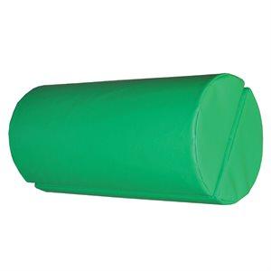 Half cylinder foam module