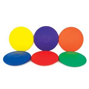 """Set of foam mini-discs, 6,3"""""""