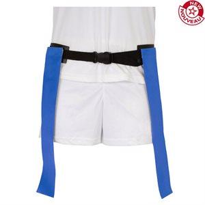 Flag football belt, blue