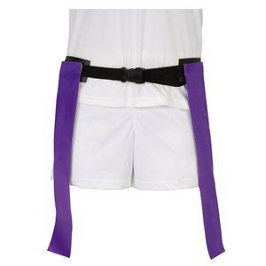 Flag football belt, purple