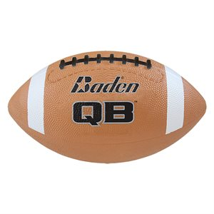 Baden youth size rubber football, #7