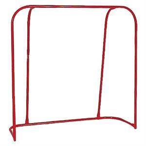 Pair of Indoor steel hockey goals, 4' x 6'
