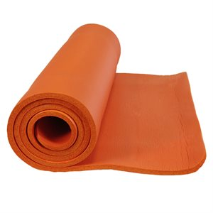 Foam fitness mat