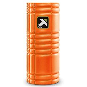 """GRID foam roller, 13"""", orange"""