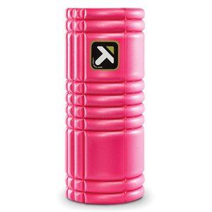 """GRID foam roller, 13"""", pink"""
