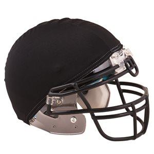 12 helmet covers, black