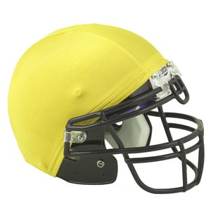 12 helmet covers, gold