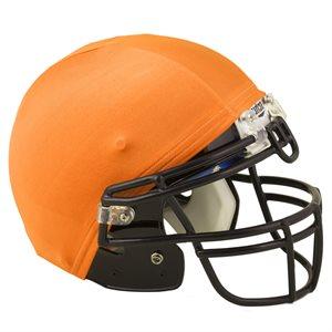 12 helmet covers, orange