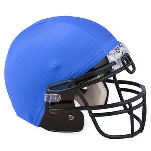 12 helmet covers, blue