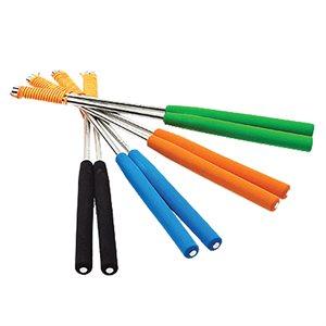 Aluminium phosphorescent diabolo handsticks