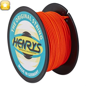Replacement twine for diabolo, 25m, orange