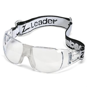 Sophomore protective glasses with elastic