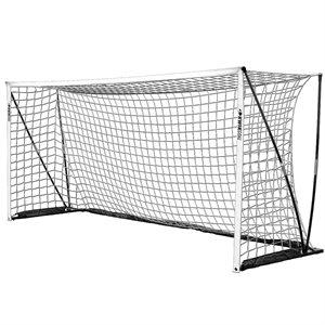 Kwik Goal flex soccer goal, 6.5'x12'x2'x3'