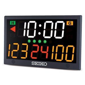 SEIKO multi-sports scoreboard