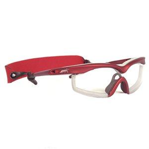 Protective glasses w / nylon frame, JR