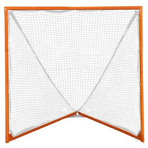 Competition lacrosse goal, 6'x6'x7'