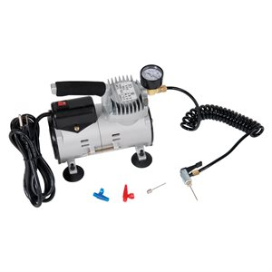 Efficient electric pump, quiet and fast