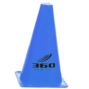 Vinyl cone, blue