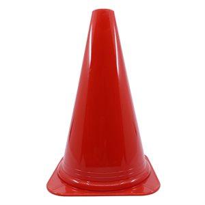 Vinyl cone, red