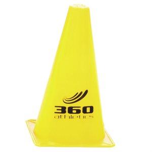 Vinyl cone, yellow