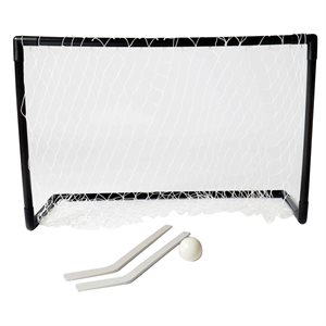 Miniature hockey goal