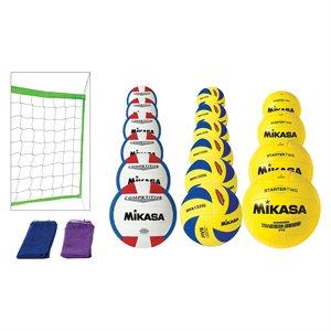 JR mini volleyball set
