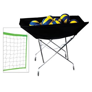 Pro mini volleyball set